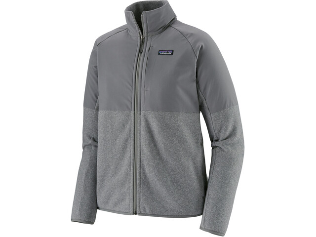 Patagonia Lightweight Better Sweater Giacca Shell Uomo, feather grey